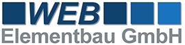 Logo WEB Elementbau GmbH